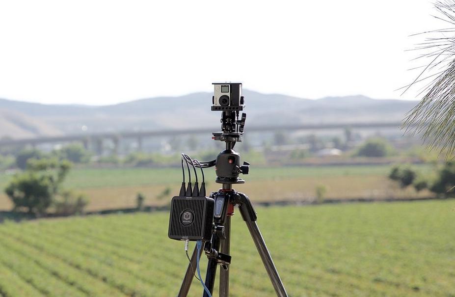 VR360 élő közvetítés