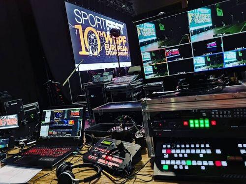 Kompakt broadcast